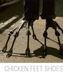 Chicken Feet Shoes